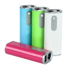 Good Mini 2600mAh Battery Power Bank Mobile Phone Charger with LED Flashlight