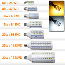 E27 E14 15W 12W 8W 5W SMD 5630 LED Lights Energy Saving LED Corn Lamp Bulb DL