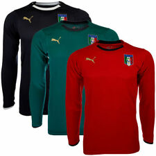 Italy Puma Goalkeeper Shirt Italy Goalkeeper Jersey Shirt XS S M L XL 2XL new