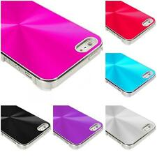Color Chrome Aluminum Hard Luxury Case Cover Accessory for iPhone 5 5G 5S