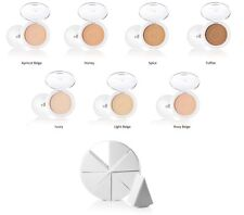 e.l.f. Clarifying Pressed Powder pick your color w/pack of 8 Blending Wedges