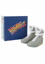 Licensed Back To The Future 2 BTTF Air Mag Marty McFly Light Up Shoes Size 5-15