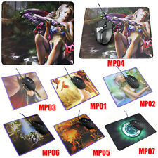 ON SALE! Silicone Mousepad Gaming mousepad For Optical Trackball Mouse Mice