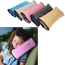 Child Kid Car Cover Pillow Shoulder Safety Belt Harness Protection seats Cushion