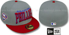 Philadelphia Phillies MLB Pro Arch New Era 59Fifty Fitted Authentic