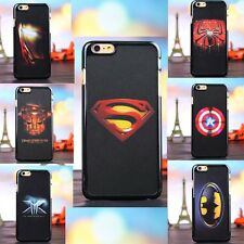 ZA Hard Back Hero Slim Phone Skin Case Cover For Apple iPhone 4s 5s 6 Plus 009Z