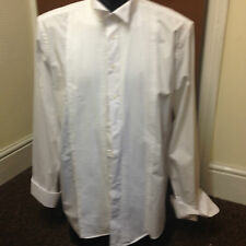 D'ALTERIO BY COLIN ROSS, WING COLLAR SHIRT, RIBBED LOOK, WEDDING / FORMAL WEAR