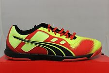 Puma Men's Nevoa Lite 102975 03 Red Black Yellow White Brand New