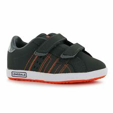Lonsdale Oval Trainers Pumps Running Sneakers Velcro Strap Infant Kids