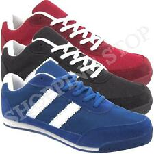 Fashion Mens Running Trainers Casual Lace Up Gym Walking Boys Pumps Sports Shoes