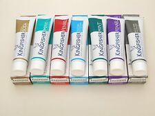 Kingfisher Natural Toothpaste - 8 Flavours