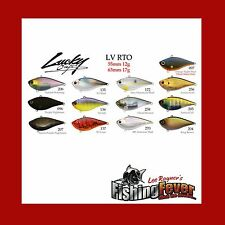 Lucky Craft LV RTO-150 Series Sinking Fishing Lure At FISHING FEVER