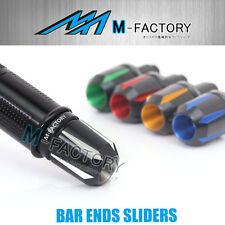 Tforce CNC Bar Ends Sliders Fit Suzuki GSX650F 08-14
