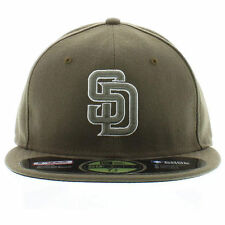 New Era 5950 59Fifty San Diego Padres On-FIeld Fitted Cap Various Sizes