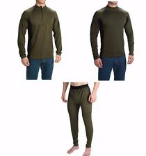 New Browning Full Curl Base Layer Top/Bottoms Midweight Merino Wool M/L/XL Hunt