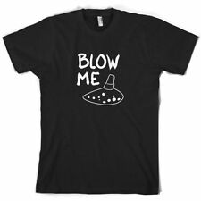 Blow Me (Ocarina) - Mens T-Shirt - 10 Colours - Game - Music - FREE