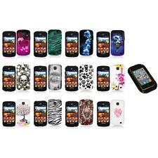 For Samsung Proclaim S720C Illusion Color Hard Design Case Cover+Sticky Pad