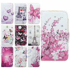 Leather Flip Wallet Pouch Stand For Samsung Galaxy S3 SIII i9300 Hard Case Cover