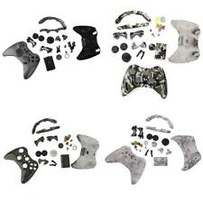 Full Housing Case Shell Cover +Buttons Replace for Microsoft Xbox 360 Controller