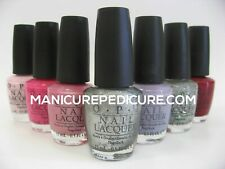 OPI Nail Polish - Discontinued Colors - PART 1 - Buy 2 Get 5 % Off