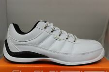 Men's Lugz Ruckus White/Black MRUCKV-135 Brand New in Box