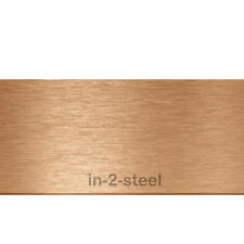 Copper Sheet - C106 0.7mm Thickness