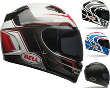 Bell - Vortex M2015 Race Helmet - Snell Rated Full Face Karting Motorcycle DOT+
