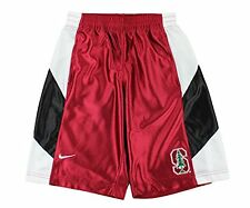 Nike NCAA Youth Boys Stanford Cardinal Basketball Tourney Shorts, Red