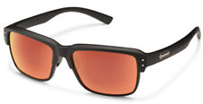 SUNCLOUD Port O Call Sunglasses - Polarized Lenses + Protective Sunglass Sleeve