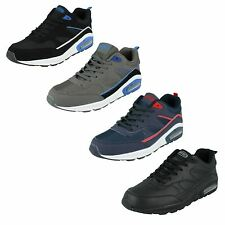 Mens Air Tech lace up trainers LEGACY