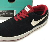 NIKE SB ERIC KOSTON 2 #580418-005 BLACK / BLACK - WHITE GUM RED *NEW*