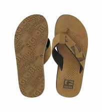 GLOBE RECOIL SLAPS ESPRESSO SANDALS MENS THONGS FLIP FLOPS FREE POSTAGE