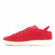 Nike Tennis Classic CS Suede [829351-600] NSW Casual Burgundy/Ivory