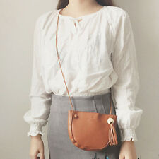 Women's Leather Shoulder Bag Satchel Handbag Tote Purse Hobo Messenger Mini