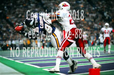 CRIS CARTER MINNESOTA VIKINGS TD CATCH VS. COREY CHAVOUS ARIZONA CARDINALS 2000