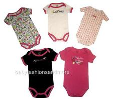Calvin Klein set of baby girls bodysuits, outfit like romper, NWT