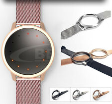 Luxury Stainless Steel Strap Watch Band Sleep Fitness Monitor For Misfit Shine