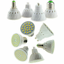 110V LED Spotlight E27/E14/GU10/MR16 3/5/6/7W Bulb 2835/5050/3528/5730 SMD Lamp