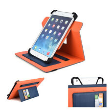"""KroO Universal Spinner Cover w/ Card Holders fit Ematic 7.9"""" Quad Core Tablet"""