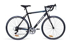 Studds 100 Road Bike - Black - Shimano TZ 12 Speed - Medium 19""