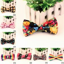 Fashion Men Wedding Bowtie Classic Necktie Novelty Tuxedo Bow Tie Adjustable Tie