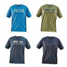 Troy Lee Designs Network Polyester / Cotton Short Sleeve Cycling / Bike Jersey