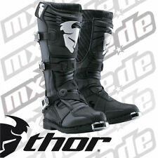 Thor Ratchet MOTOCROSS ENDURO Cross Quad New Boots Black Mx Boat New