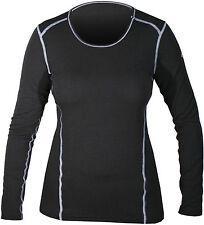 Hot Chillys Womens MTF4000 Scoopneck Top