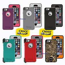 New Otterbox Defender series case cover for the Iphone 6 with belt clip holster