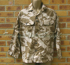 BRITISH ARMY SURPLUS G1 SOLDIER 95 DESERT DPM CAMO POLYCOTTON COMBAT SHIRT