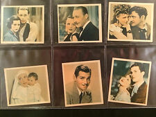 ☆ Godfrey Phillips - Shots from the Films 1934 (G) ***Pick The Cards You Need***