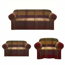 Chezmoi Collection Heavy-Duty Jacquard Sofa Loveseat Chair Cover Slipcover
