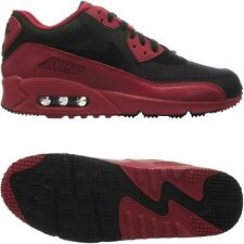 Nike Air Max 90 Winter Premium men's sneakers red/black winter boots NEW