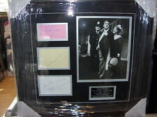 HATTI JACQUES  ERIC SYKES  DERYCK GUYLER  SIGNED MONTAGE AFTAL